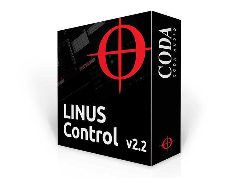LINUS Control Software - Aktuelle Version