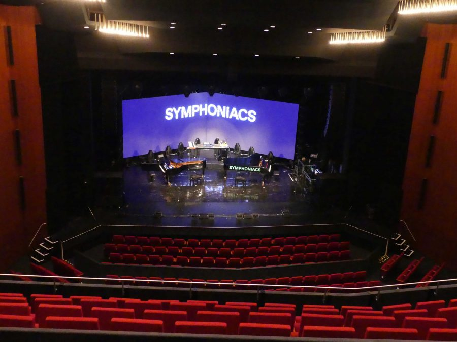 Ambion GmbH takes CODA Audio on the road with Symphoniacs