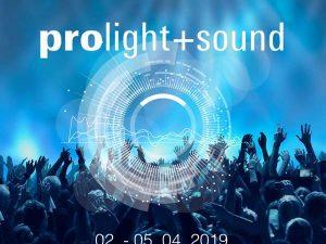 Coda prolight+sound – The Global Entertainment Technology Show