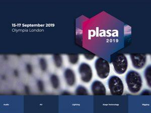 Coda PLASA Show 2019