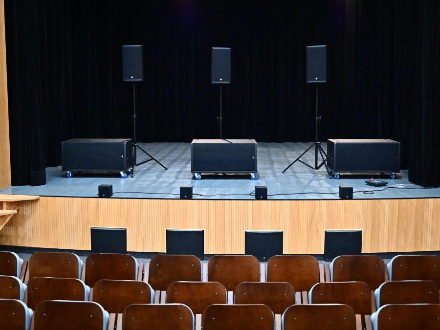 The Power of Three – Brzeskie Cultural Centre choses CODA Audio