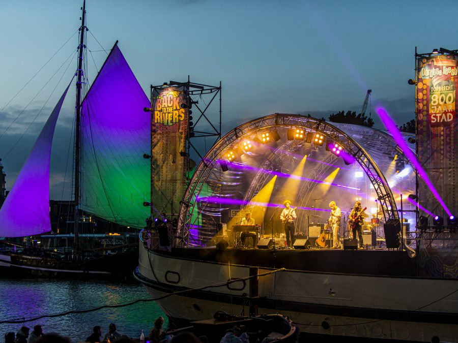 CODA Audio for Floating Festival